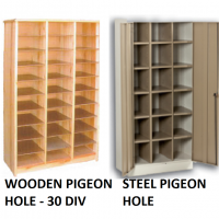 PIGEON HOLE CUPBOARDS