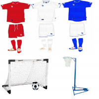 SPORTS KITS & EQUIPMENT